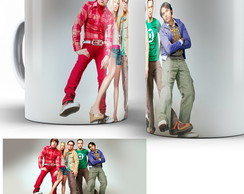 caneca seriado the big bang theory 10