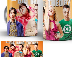 caneca seriado the big bang theory 11