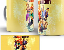 caneca seriado the big bang theory 18