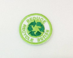 PATCH RECYCLE REDUCE REUSE TERMOCOLANTE