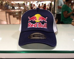Bone de telinha Red Bull