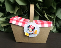 Cesta picnic - Minnie e Mickey