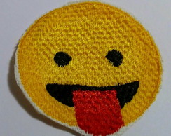 Patch Bordado Termocolante Smiles