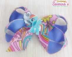 Laço Boutique My Little Poney