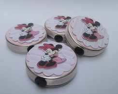 Latinha de mint to be- Minnie rosa