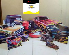Kit hot wheels