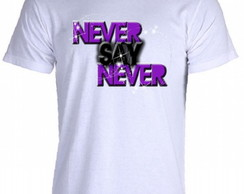 Camiseta Allsgeek Never Give Up - 05