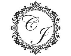 Monograma Digital No Elo7 C E J Papelaria Personalizada 8b316b
