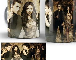 caneca seriado the vampires diaries 06