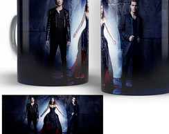 caneca seriado the vampires diaries 08