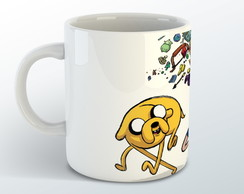 Caneca Adventure Time 02