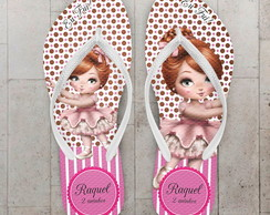 Chinelo Jolie Bailarina, Pin Up
