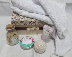 Kit spa Luxo