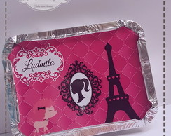 Marmitinha Barbie Paris