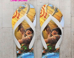Chinelo Infantil Moana, Chief Tui