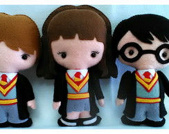 Trio Harry Potter