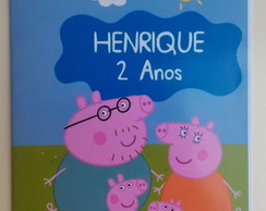 Kit de Colorir George Pig - Peppa Pig