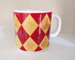 Caneca harry potter porcelana