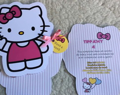 Convite Hello Kitty 02