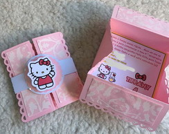Convite Hello Kitty 04