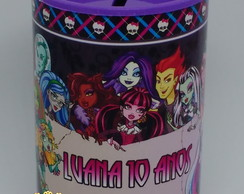 Cofrinho Monster High 4