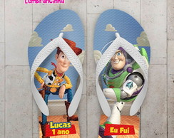 Chinelo Festa Infantil Toy Story Woody