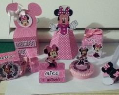 Kit 05 Minnie Rosa