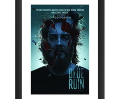 Quadro Filme Blue Ruin Cult Cine Arte TV