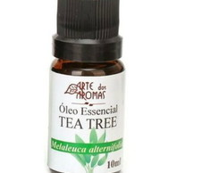 Óleo Essencial Tea Tree | Maleleuca