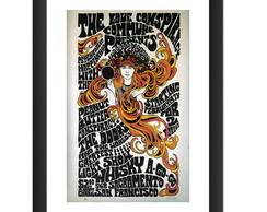 Quadro The Doors Whisky A Go Go Rock