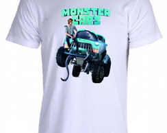 Camiseta Allsgeek Monster Trucks 02