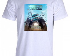 Camiseta Allsgeek Monster Trucks 04