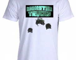 Camiseta Allsgeek Monster Trucks 05