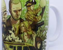 Breaking Bad Caneca Porcelana 09