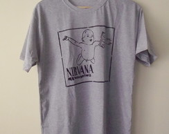 Camiseta Nevermind Nirvana