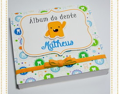 Álbum do dente (Sem o estojo dental)
