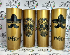 50 COPOS LONG DRINK PERSONALIZADOS 320ML