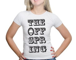 Camiseta de Rock The Offspring Feminina