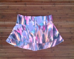 SHORT SAIA PURPLE