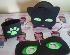 KIT PLAGG e mascara CAT NOIR
