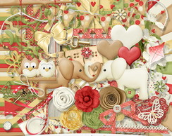 Kit Digital Sweet Hearts