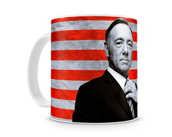 Caneca House of Cards Frank USA