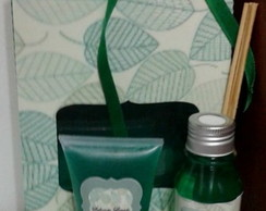 Kit Sabonete e Aromatizador 90ml