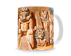 Caneca Iron Maiden powerslave