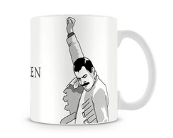 Caneca Queen Fred Mercury