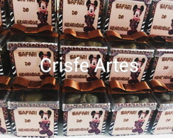 Sabonete Mickey Safari