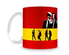 Caneca Pulp Fiction Vicent Jules