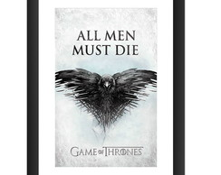 Quadro Game of Thrones Serie Seriado TVs