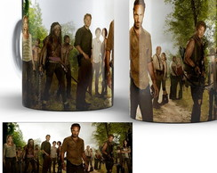 caneca seriado the walking dead twd 02