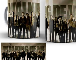caneca seriado the walking dead twd 04